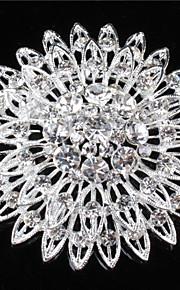 Naisten rintakoruja&nastat tekojalokivi / kristalli / timantti