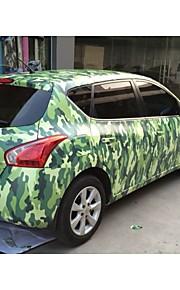 1.52m * 1m polimerica PVC opaco chrome vinile avvolge auto autoadesivo con la bolla d'aria accessori auto
