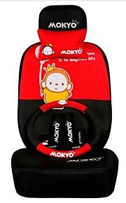 mokyo cartoon automotive interieur decoratie producten in set stoelhoezen, etc 20st / set