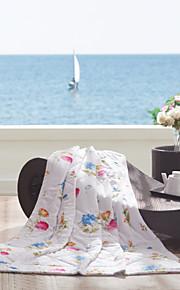 cozzy forår i paris super soft 100% luft bomuld betingelse sommer quilt
