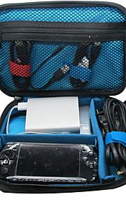 Khanka medium vandtæt bærbar rejsearrangør taske til elektronisk tilbehør