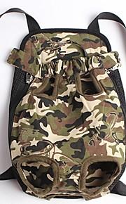 grin med pets®pet rejsetaske kat bærepose til små hunde pet fem huller rygsæk foran brystet rygsæk (assorterede størrelser)