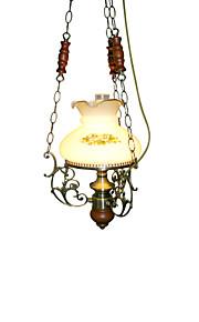 Ljuskronor/Hängande lampor - Bedroom/Dining Room/Sovrum - Traditionell/Klassisk/Vintage/Rustik