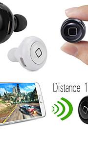 sportslijtage bluetooth stereo headset in het oor met een microfoon voor smartphone