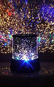 créatif couleur de l'éblouissement conduit de la deuxième génération projecteur d'étoiles cadeau romantique