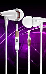 K30HIFI BYZ Universal Smartphone Headset For IPhone6,IPhone 6 Plus