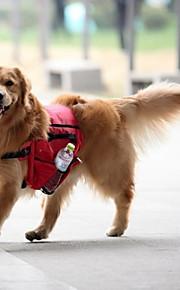 grin med pets® multi-lommer kæledyr rygsæk til kæledyr hunde og katte (assorterede farver)