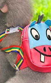 grin med pets® elegante skrue die æsel form rejse rygsæk til kæledyr hunde (assorterede størrelser)