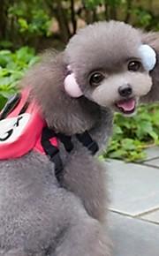 grin med pets® søde hip-hop kanin form rejse rygsæk til kæledyr hunde (assorterede størrelser)