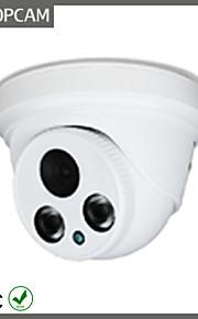 IP Camera All'aperto - Cupola - Impermeabile/Giorno Notte/Sensore di movimento/Dual Stream/Plug-and-Play