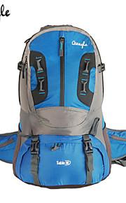Paquetes de Mochilas de Camping/Ciclismo Mochila ( Azul , 38 L)  Impermeable/A prueba de lluvia/Listo para vestir/MultifuncionalAcampada