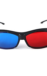 3D Stereo Glasses Glasses Red-Blue 3D Glasses For Television Computer