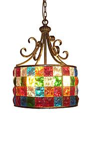 Ljuskronor/Hängande lampor - Bedroom/Sovrum/Studierum/Kontor - Traditionell/Klassisk/Rustik - Kristall