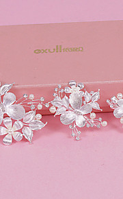 Women's Pearl/Alloy Headpiece - Wedding/Special Occasion Hair Clip