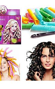 18pcs maglc leverag Hårruller curlformers