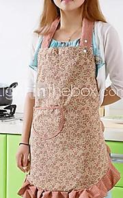 cocina colorido antifouling textiles delantales (1pcs color al azar)