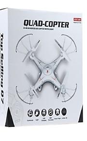 fy326 rc drone 2.4G 6-akselinen gyro 4-kanavainen ufo rc quadcopter led värikkäitä valoja