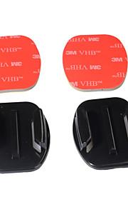 Kingma GoPro tilbehør 2x flad montere 3m VHB klæbemiddel klæbrig, til GoPro hero 3 + / 3/2/1
