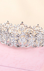 Women's Rhinestone/Alloy Headpiece - Wedding/Special Occasion Headbands 1 Piece