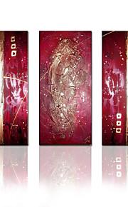 visuele star®high kwaliteit gespannen doek olieverf moderne home deco de hand verf canvas klaar te hangen