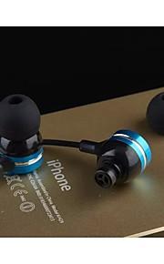 jbmmj-X9 hoofdtelefoon 3,5 mm in het oor stereo noise-cancelling voor media player / tablet