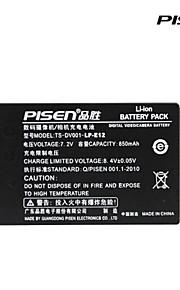 Pisen lithium-ion Canon LP-E12 camera vervangende batterij (700 mAh) voor de canon eos m
