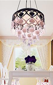 Hängande lampor - Living Room/Bedroom/Dining Room/Sovrum - Modern - Kristall