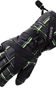 Guantes Ciclismo / Bicicleta Hombres Dedos completosA Prueba de Golpes / Transpirable / Reduce la Irritación / Permeabilidad de la