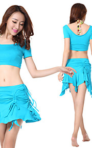 NEWEST Design High Quality Belly Dance Costumes Hot Dancing Skirt Wears SuitsWY9531 2pcs/SET