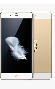 "Nubia My PRAGUE  5.2""  4G Smartphone(Dual Camera,8.0Mp+13.0Mp,Android 5.0,OTG,HiFi,MSM8939 Octa Core,1.5Ghz,3GB+32GB)"