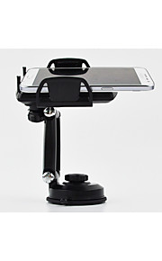 Universal 360 degree Roating Car Windshield Mount Phone Holder Bracket Stands for all Smart Phone with Suction Cup
