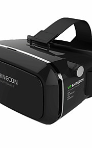 vr virtual reality google bril - mobiele telefoon virtuele realiteit 3D bril voor iPhone + Android-telefoons