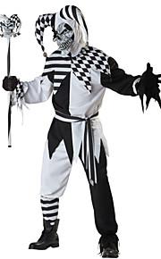 Burlesque kostymer Kostume - Topp/Bukser/Hansker/Belte/Hodeplagg - til Mann