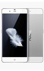 "Nubia My PRAGUE  5.2""  4G Smartphone(Dual Camera,8.0Mp+13.0Mp,Android 5.0,OTG,HiFi,MSM8939 Octa Core,1.5Ghz,2GB+16GB)"