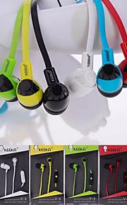 3,5 hifi-kwaliteit stijl in-ear oortelefoons voor Samsung-telefoons (verschillende kleuren)