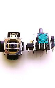 3d analoge joystick-modul til ps3 / PS3 Slim styreenhed (2stk)