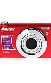 "amkov cdoe3 digitalkamera 15.0mp 2,7 ""lcd-skærm 720mAh lithium batteri hd digitalkamera"