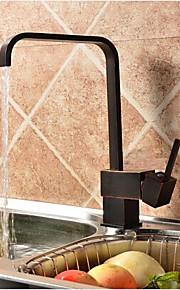Kjøkkenarmatur Tradisjonell Forskyll Messing Antikk Bronse
