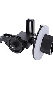 sk-f01 standaard follow scherpstelling dslr camera video accessoires voor camera ondersteuning dslr rig steadycam steadicam stabilisator