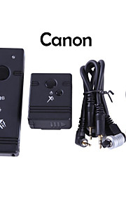 Camera Wireless Remote Shutter Release Fit for Canon 5D2 5D Mark III 6D 60D 500D 650D, Pentax K10D 645D Sigma SD14