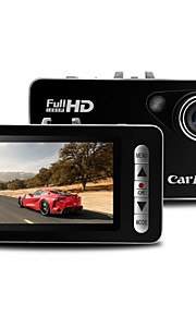 CAR DVD - 3 MP CMOS - 1600 x 1200 - Full HD / Vidvinkel / 1080P