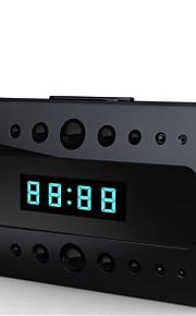 t10 inalámbrica wifi ip cámara reloj p2p h.264 videocámara cámara oculta visión gran angular de 120 grados mini dv / dvr