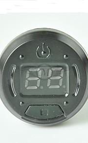 spion bil alarmsystemer sikkerhed digitalt display med 4 sensorer dæktryk monitor-system cigarettænder typen