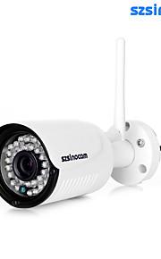 szsinocam®1080p waterproof ir kogel wifi ip camera, mobiele weergave, afstand 40m, herstellen knop, plug and play.