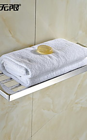 weiyuwuxian® samtida kvadrat rostfritt stål handdukshängare