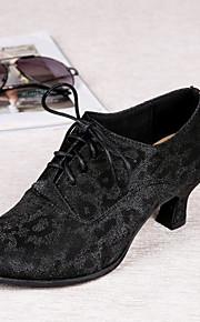Zapatos de baile ( Negro ) - Moderno - Personalizados - Tacón Personalizado