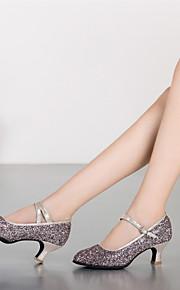 Zapatos de baile ( Negro / Azul / Rosado / Plata / Oro ) - Moderno - Personalizados - Tacón Personalizado