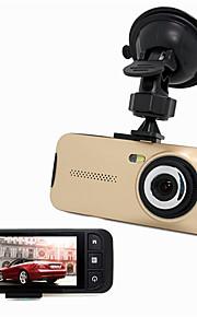 CAR DVD - 12 MP CMOS - 4000 x 3000 - Full HD / G-sensor / Video ud / 1080P / HD / Anti-stød