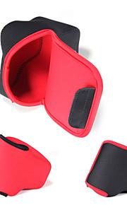 dengpin neopren blød kamera beskyttende sag taske pose til Canon EOS m3 med 18-55mm (assorterede farver)