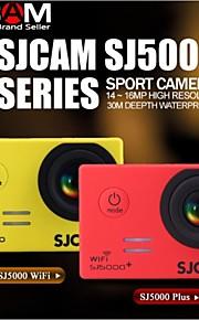 originale marchio sjcam sj5000 più wifi 1080p 60fps sportiva dv sj5000 + macchina fotografica di azione di Ambarella 30m videocamera